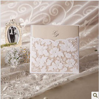 Wholesale 2012 Wedding invitation cards customised invitations wedding card wedding favors good quolity cards