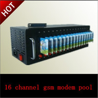 Wholesale GSM Modem Pool ports Wavecom USB modem AT Command Q2403