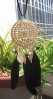 Pendant Necklaces american indian dream catchers - Indian dream catcher Necklace Newest Popular Pendant Necklaces