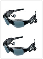 Wholesale Mp3 Player Sunglass play Bluetooth headset Polarized sunglasses sun glasses