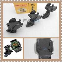 Wholesale Universal Bicycle Bike Mount Holder For Mobile Cell Phone PDA iPod GPS