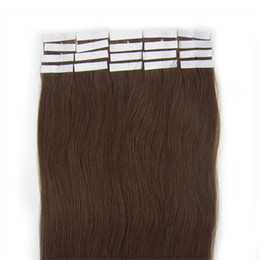 Wholesale 5 Sets of quot REMY Tape Skin Hair Extension amp g Human Hair Extensions EMS DHL FREE
