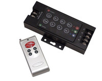 Wholesale RF key LED RGB controller with dimmering function