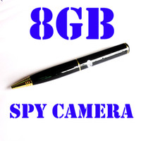 Wholesale Mini Hidden Spy Pen Camera GB Microphone FPS Covert Surveillance Wireless Video Recorder