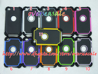 silicone gel - Soft silicone Gel TPU Hard Plastic cover case cases for itouch ipod touch th G