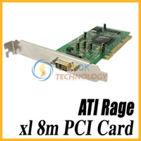 Wholesale 8 MB Memory PCI Video Graphics Card for Desktop PC