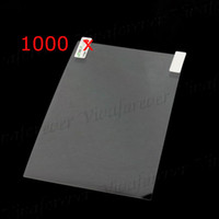 Wholesale Cheapest Inch Screen Protective Film For Tablet PC MID Screen Protecter