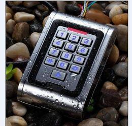 Wholesale Bigdeals RFID KHZMetal Keypad waterproof Door Access Controller Reader Tamper Alarm S357