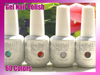 Pinks Gradient 15ml 2013 Hot Sale CNF-Gelish UV&LED soak off gel nail polish (Free shipping+24PCS color+2top+2base )