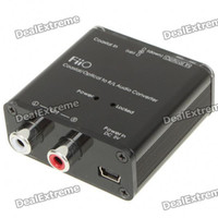 Wholesale FiiO D3 Digital to Analog Audio Converter
