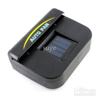 Wholesale Solar Sun Power Car Auto Air Vent Conditioning Cool beinu