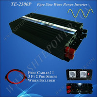 Wholesale Pure sine wave power inverter dc to ac W