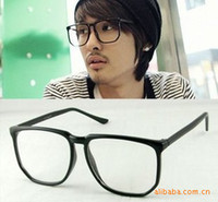 Wholesale Fashionable men and women glasses frame color plain box colorfiul frames with lenses