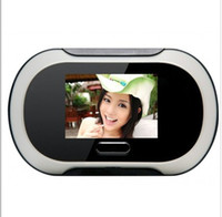 Wholesale 2 quot TFT Digital Peephole Door Viewer