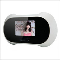 Wholesale 2 quot LCD Digital Door Peephole Viewer Video Doorbell Security Camera Auto Shooting