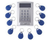 Wholesale 2 LCD Display Networking Entry Door Access Control System promotion H392