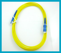 Wholesale SC to SC fiber patch cord jumper cable SM simplex m