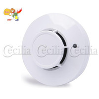 Wholesale new arrivaled Wired for fire Smoke Alarm battery detector SS144945