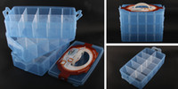 High Quality 3 Layer Storage Box with Various Compartments f...
