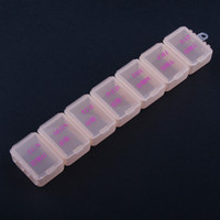 Outstanding 7 Compartments Storage Box for Storaging Compone...