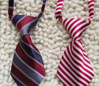 venda por atacado factory clothes-Preço VIP Vendedor Fábrica Nova Pet Elastic gravatas laço Gravata Pet Dog Pet roupas gato Dog Gravatas CURVAS # 1662