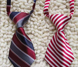 Wholesale VIP Seller Factory price New Pet Elastic Neckties Tie Bow Pet Tie Dog Pet Clothes Cat Dog Ties BOWS