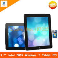 Wholesale 9 quot Capacitive IPS Intel N455 G GB Win Tablet PC GHz Built in G WCDMA Calls BT GPS