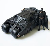 Wholesale BATMOBILE TUMBLER with quot Batman figure BATMAN VEHICLE THE DARK KNIGHT TOY BLACK CAR TOYS