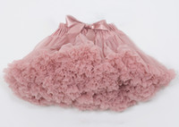 Wholesale Pettiskirts Fashion girl s pettiskirts Pettcoats fashion girl s wear choice size