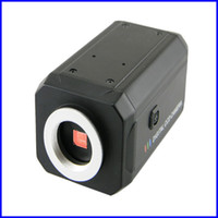 Indoor dsp color ccd camera - 700TVL Effio E DSP Sony CCD CCTV Color Security Box Camera CS Lens Mount DV78