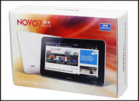 Wholesale Ainol Novo7 Aurora Android Tablet PC quot IPS x600 Screen Allwinner A10 GB Original Hot sale