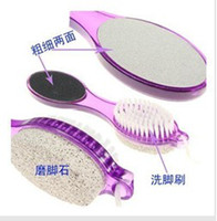 Wholesale pumice stone Foot brush and foot massager in wholesales