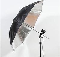 Wholesale octagonal Umbrella quot Studio Flash black sliver soft box Umbrella cm