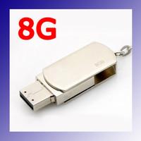 Wholesale Promotion Full capacity GB Key Chain USB Flash Drive gb USB stick