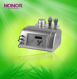 Wholesale 2in1 Desktop Ultrasonic Liposuction Equipment Cavitation New Slimming machine GS8 E Cellulite Slim