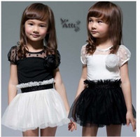 Wholesale new design kid dress kid summer dress good quality and cheap price