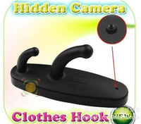 Wholesale NEW HD Clothes Hook DVR Motion Activated Detection Cam mini Camera