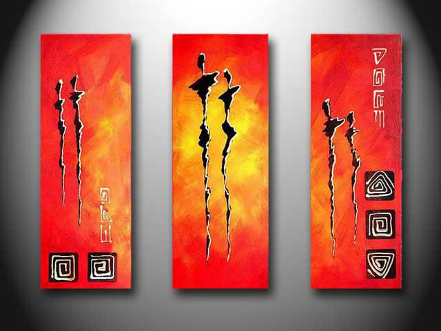 Abstract Oil Painting Art Couple Portrait Modern Decoration Quality Hand Painted Home Decor Wall Art