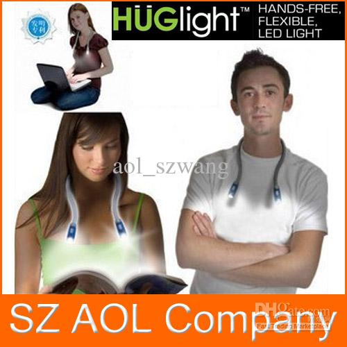 Wholesale - Electronic Huglight Hug Light Hands-Free Led Light