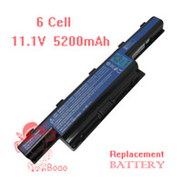 Li-Ion acer acer notebook - New Replacement Battery for Acer Aspire Notebook AS10D81