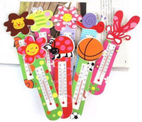 Wholesale Korea animal design thermometer cartoon thermometer student equipment cute household thermometer wooden thermometer children