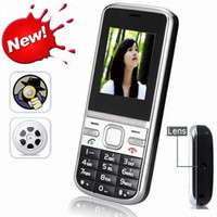 Wholesale Mobile Phone cellphone spy Camera DVR Camcorder Spy Hidden Camera Video Recorder DVR SC97