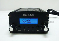 Wholesale 1W W stereo PLL FM transmitter broadcast radio station