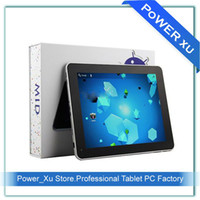 Wholesale New Cube quot IPS HD Capacitive Screen Android ICS GB DDR3 GB Dual Cameras Tablet PC
