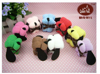 Wholesale Hot Wedding Favors Wedding Party Gifts in return snoopy dog cake towel modelling originality