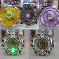 beyblade metal series - 2012 New series TOMY Rapidity Beyblade D spinning top metal Flashing beyblade