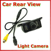 Wholesale Wide Angle Car Rear View Reversing Backup LED Camera