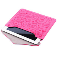 High quality cartoon Inner Bag for ipad ipad2 ipad3