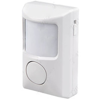 Wholesale Anti theft Wireless Infrared Sensor Security Alarm Warner Alert Motion Activated x AAA Powered