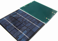 Wholesale Solar Cell Solar Battery for DIY Battery Charing Use Solar Panel V W